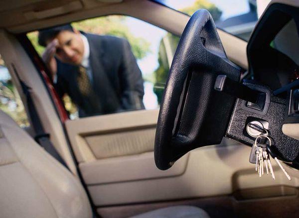 Что делать, если двери вашего автомобиля заблокировались